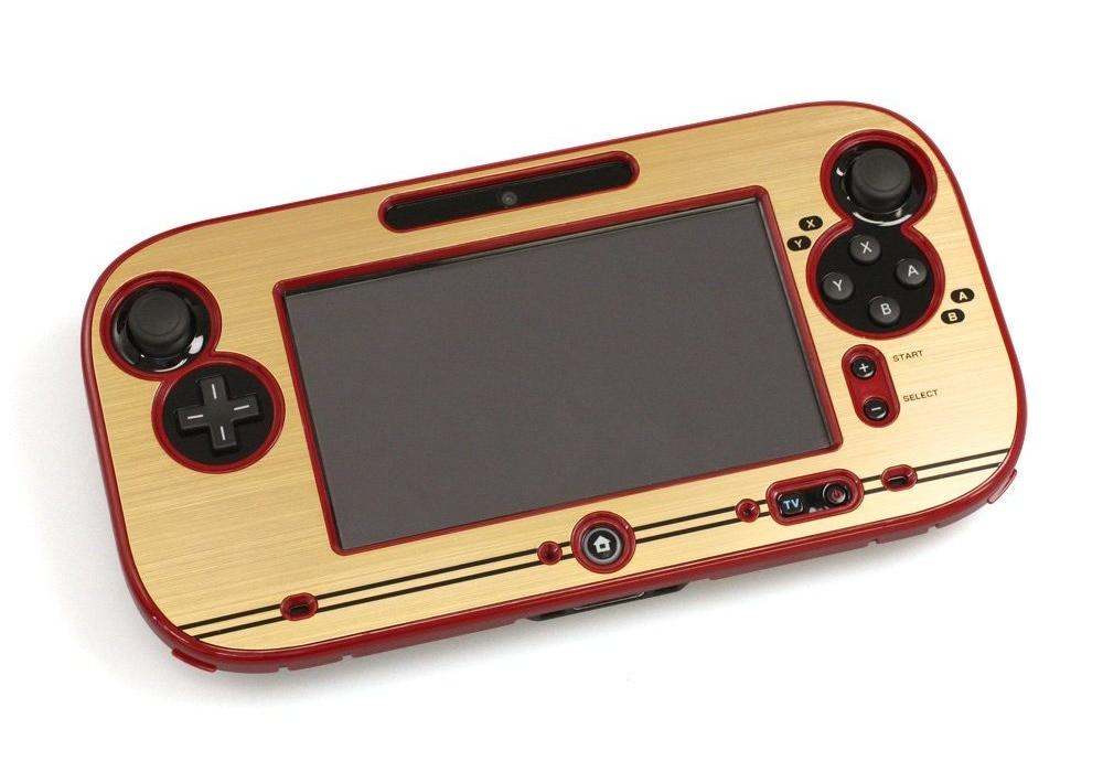 Wii U GamePad�... Xbox 360 Controller Skins Gold