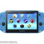 新型PS Vitaに新色「アクアブルー」「Gホワイト」「ネオンオレンジ」が追加、9/17より発売