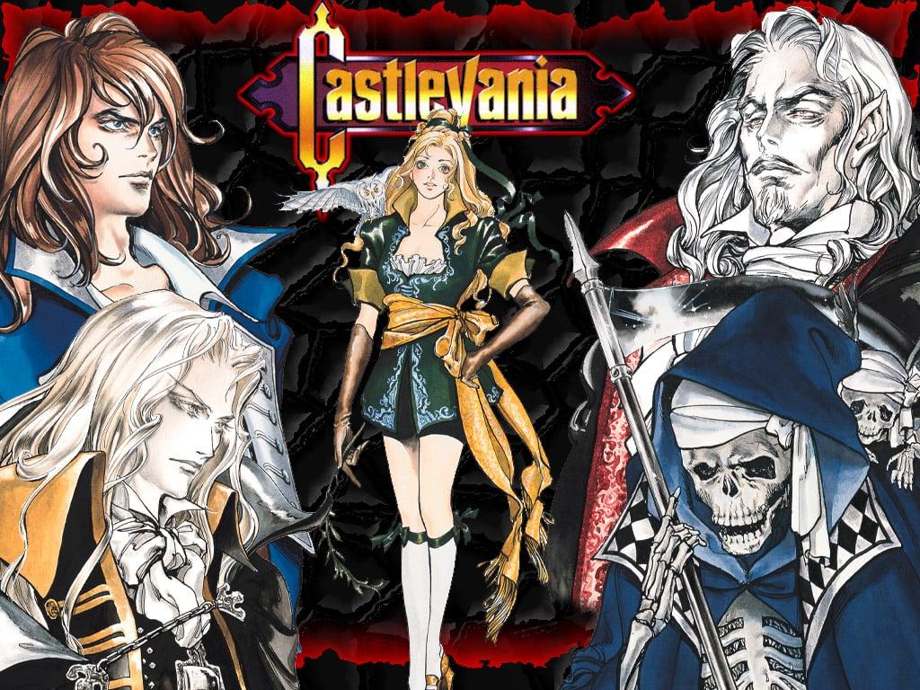 Castlevania Dracula Netflix 02