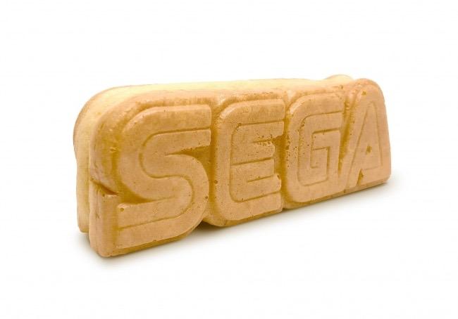 SEGAのロゴを完全再現した「セガのロゴ焼き」が9/30まで限定販売