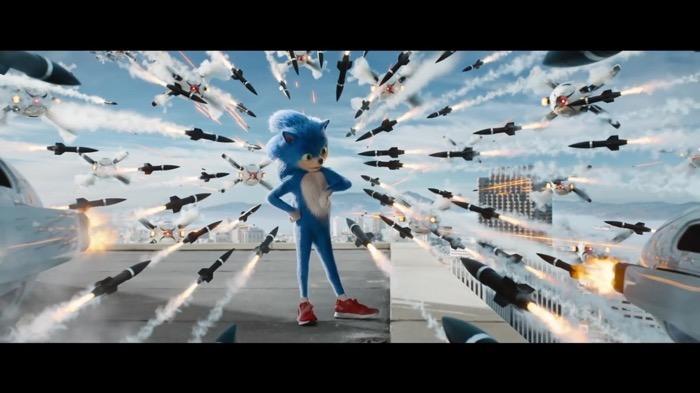 これが・・・実写版ソニック!!#SonicMovie