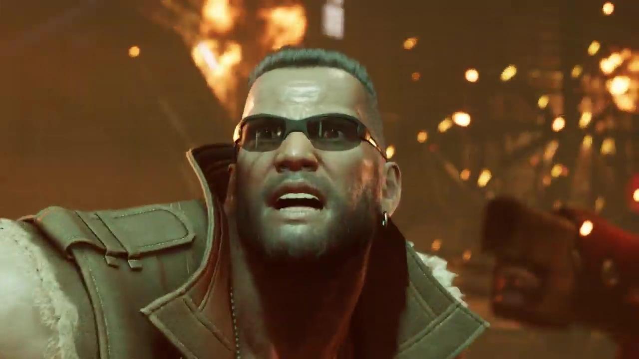 PS4「FF7リメイク」予約開始、クラウドさんの剣が長すぎてヤバイ!?