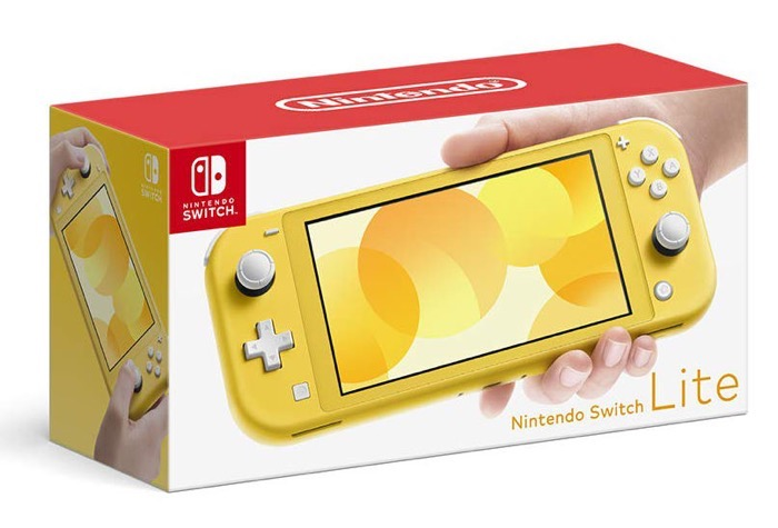 Nintendo Switch Liteが予約開始、9月20日発売
