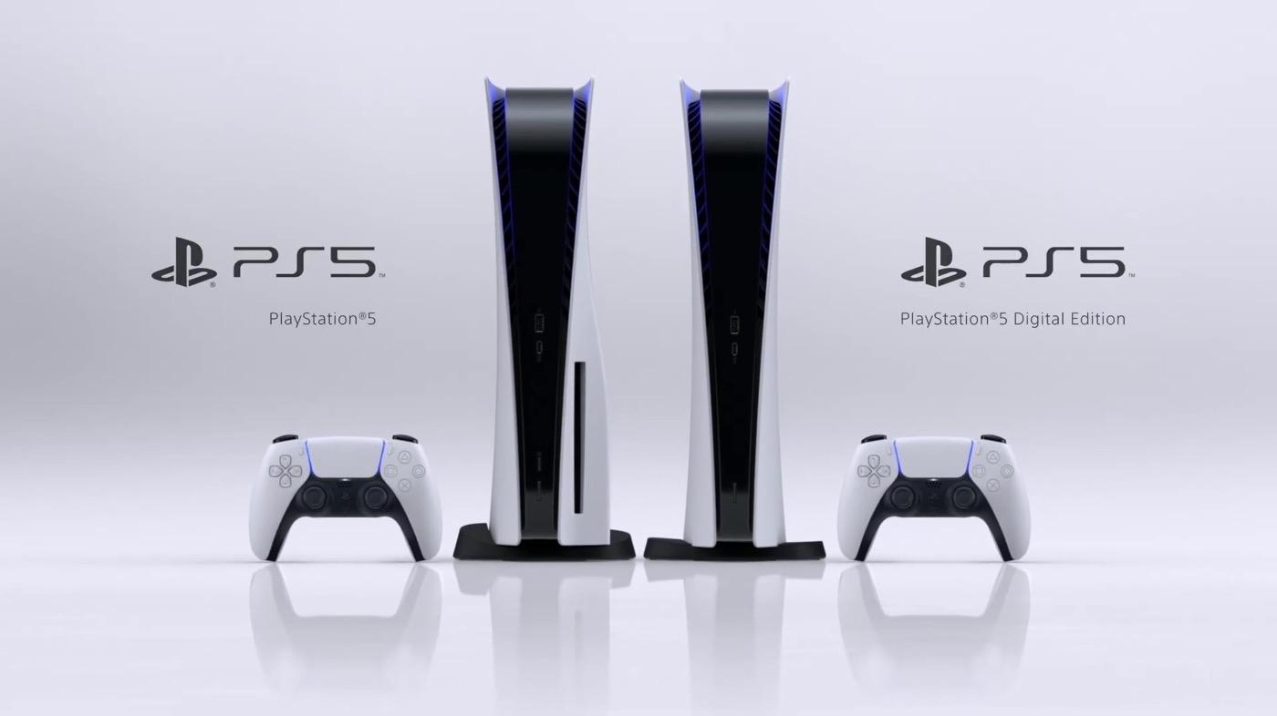 公開されたPS5本体は2種類、背面ポートは謎のまま