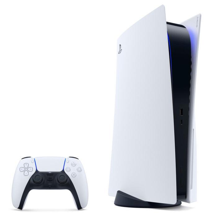 PS5本体は縦置きのみ?横置きもできる!?