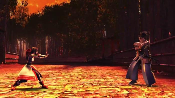 Samuraishowdown