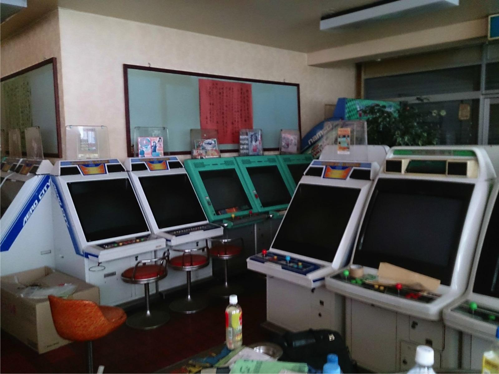 90s JapaneseArcadeGameCenter 05