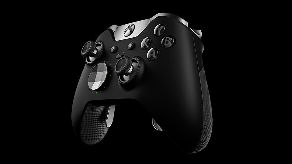 Xbox Elite WirelessController 01
