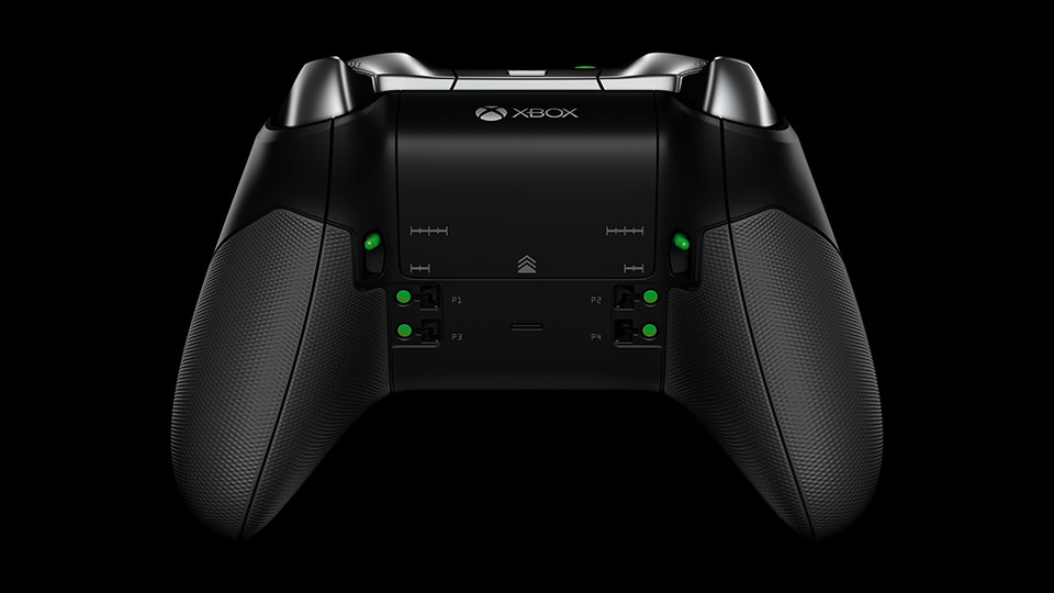 Xbox Elite WirelessController 02