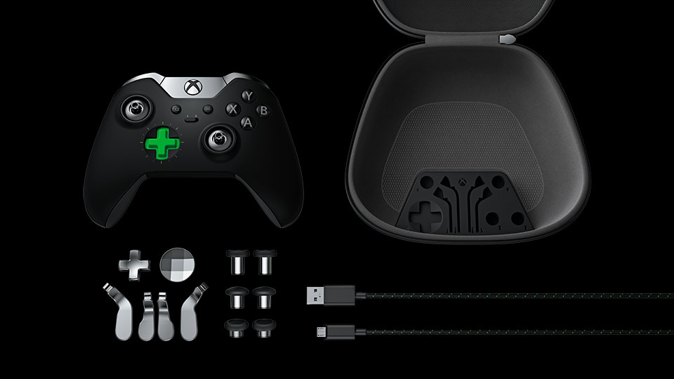 Xbox Elite WirelessController 07
