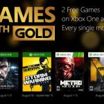 Games with Gold8月分の無料タイトル「MGSV」「How to Survive」「Metro 2033」「Metro: Last Light」