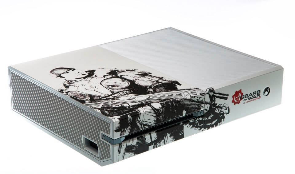 Xbox One Gears of War Console
